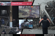 Terorismus v Rusku
