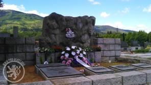 Vyčištěný pomník